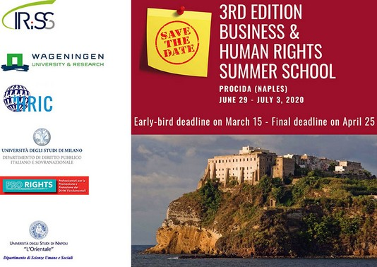 Business and Human Rights Summer School
